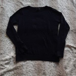 F21 Navy Blue Sweatshirt